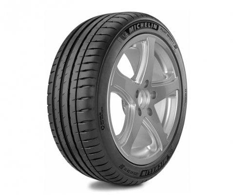 Michelin 2155517 98W Pilot Sport 4