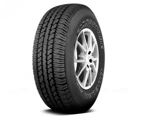 Bridgestone 2656517 112S Dueler A/T 693 III (Black Wall)