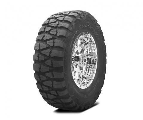 Nitto 3057016 118/115P Mud Grappler