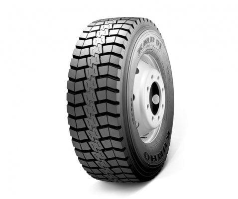 Kumho 31580225 156/150K 20PR MD01 (Drive)