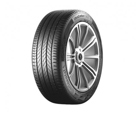 Continental 2155017 91W UltraContact 6