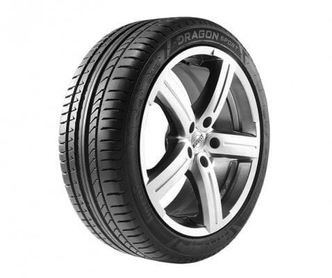 Pirelli 2154517 91W Dragon Sport