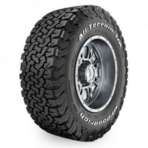 BF Goodrich 2557016 120/117S All Terrain T/A KO2